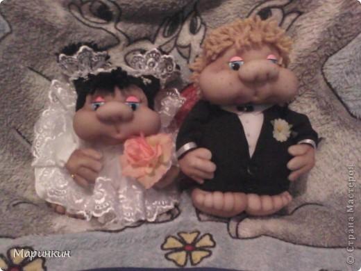 И вот ещё одна счастливая свадьба! фото 1