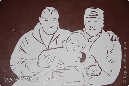 дедушка и прадедушка с внуком фото 1