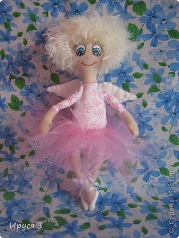 Балеринка Ангелинка фото 2