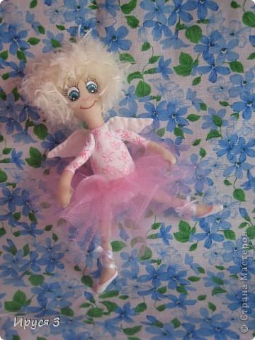 Балеринка Ангелинка фото 3