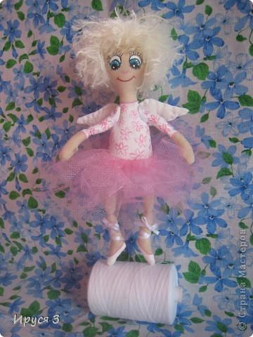 Балеринка Ангелинка фото 5