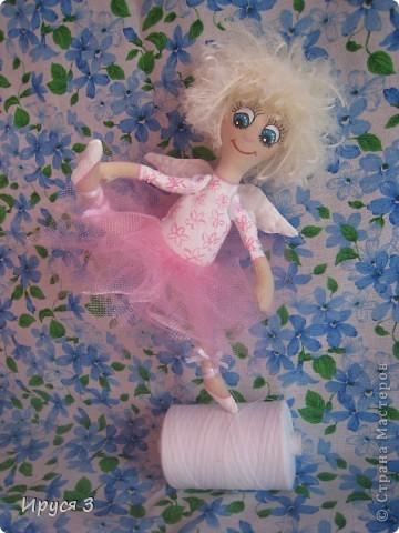 Балеринка Ангелинка фото 7