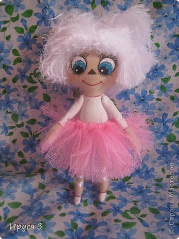 Куколка Валентинка  фото 1