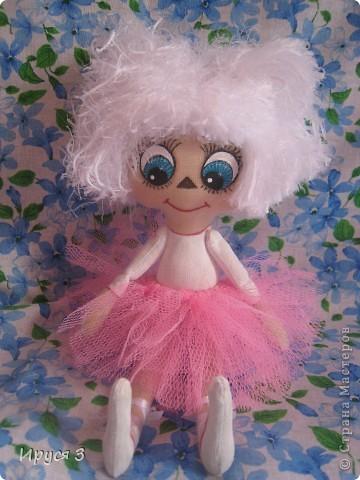 Куколка Валентинка  фото 2