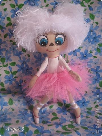 Куколка Валентинка  фото 6