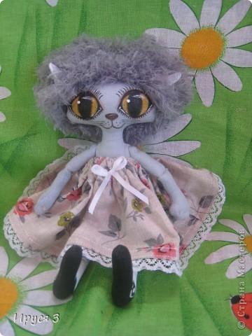 Кошечка Ульяна фото 3