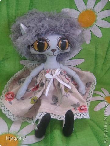 Кошечка Ульяна фото 4