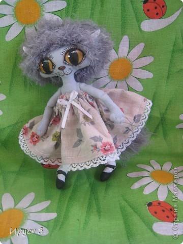 Кошечка Ульяна фото 5