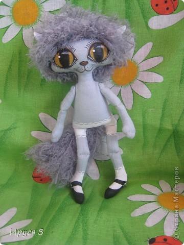 Кошечка Ульяна фото 2