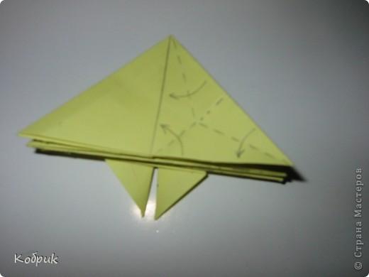 Мастер-класс Оригами Муха МК