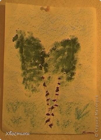 Мы с Тимофейкой сотворили пару открыточек. Представляю Вашему вниманию наши творения. Эту открыточку мы сделали нашей бабушке на день рождения. фото 10