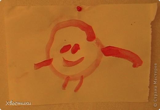 Мы с Тимофейкой сотворили пару открыточек. Представляю Вашему вниманию наши творения. Эту открыточку мы сделали нашей бабушке на день рождения. фото 11