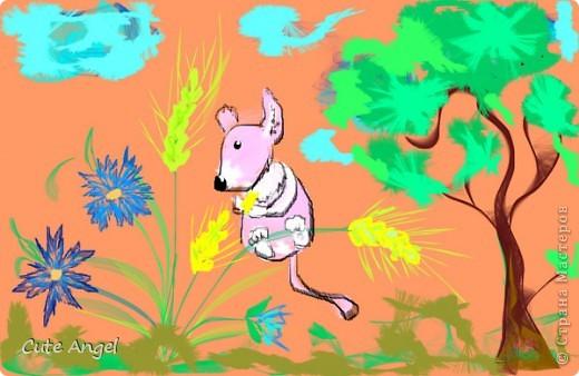 мышка-норушка фото 1