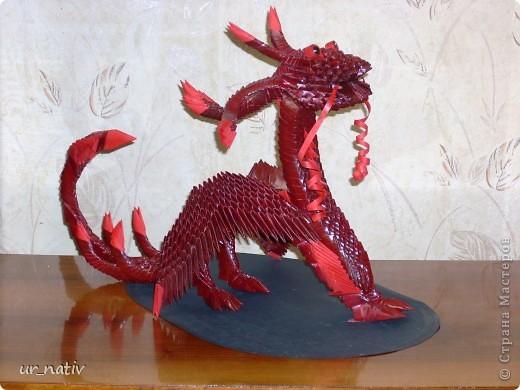 Красный дракон фото 2