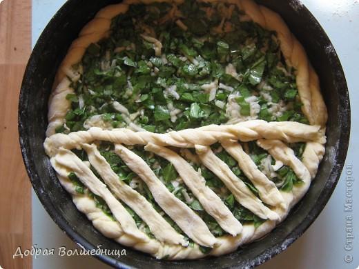 Завтра 1 сентября и захотелось порадовать дочку красивым пирогом. Процесс я сфотографировала и это может быть как вариант оформления пирога. фото 7