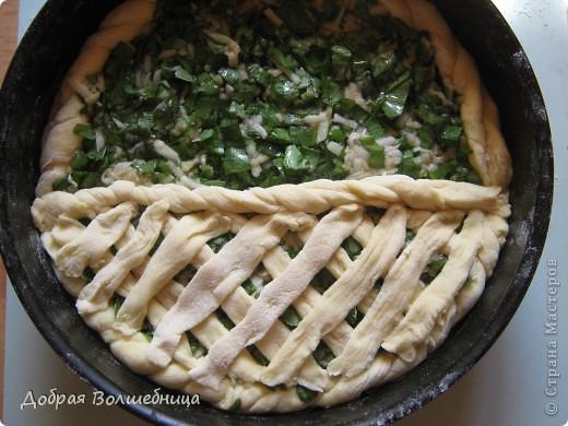 Завтра 1 сентября и захотелось порадовать дочку красивым пирогом. Процесс я сфотографировала и это может быть как вариант оформления пирога. фото 8