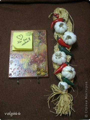 Подарки надо было куда-то положить: подошла только коробка от клавиатуры. фото 2