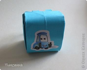 Ранец с конфетами. фото 2