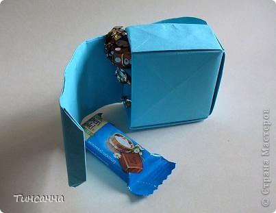Ранец с конфетами. фото 3