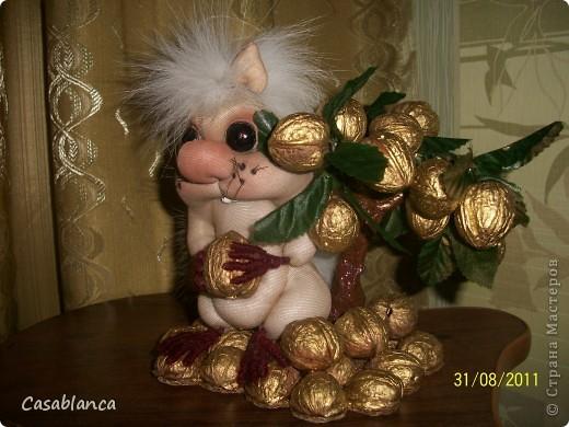 А орешки не простые.... фото 3
