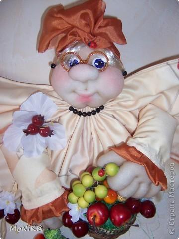 Хозяюшка).....кукла на заказ  фото 3