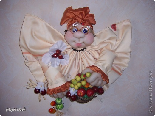 Хозяюшка).....кукла на заказ  фото 2
