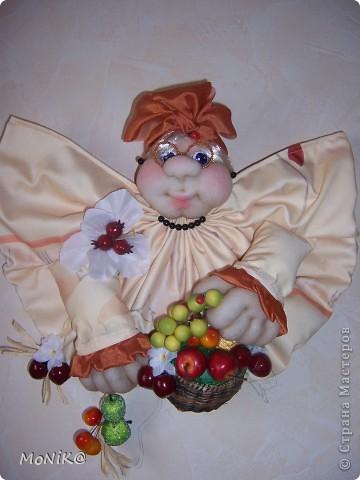 Хозяюшка).....кукла на заказ  фото 1