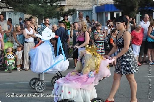 Парад колясок г. Днепрорудное 17/06/2011 фото 3