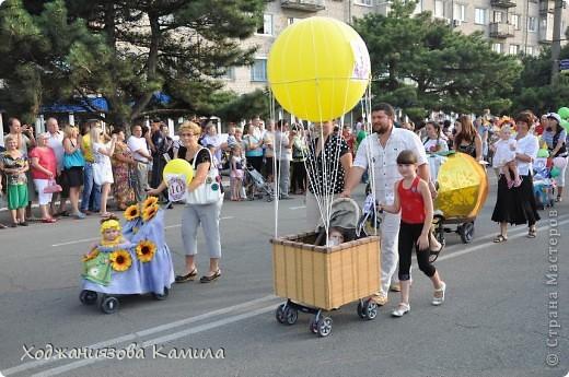 Парад колясок г. Днепрорудное 17/06/2011 фото 5