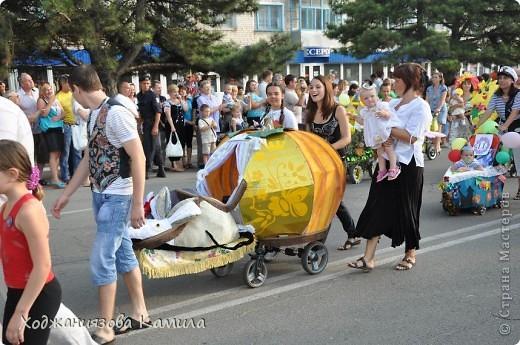 Парад колясок г. Днепрорудное 17/06/2011 фото 6