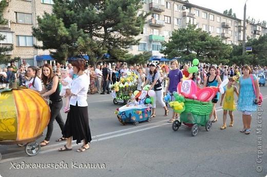 Парад колясок г. Днепрорудное 17/06/2011 фото 7