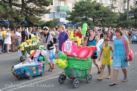 Парад колясок г. Днепрорудное 17/06/2011 фото 8