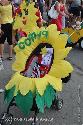 Парад колясок г. Днепрорудное 17/06/2011 фото 9