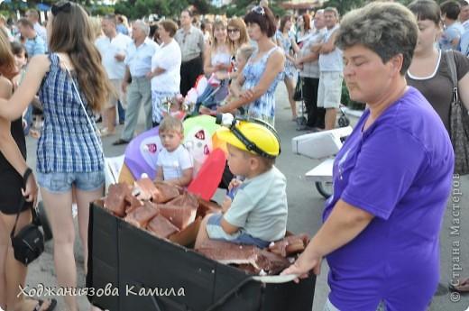 Парад колясок г. Днепрорудное 17/06/2011 фото 10