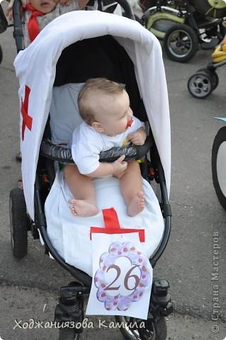 Парад колясок г. Днепрорудное 17/06/2011 фото 11