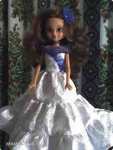 Вот такая Куколка получилась, вернее ее сладкий наряд фото 4