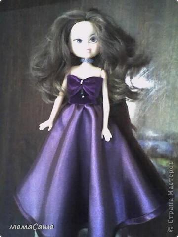 Вот такая Куколка получилась, вернее ее сладкий наряд фото 5