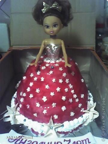 Вот такая Куколка получилась, вернее ее сладкий наряд фото 2
