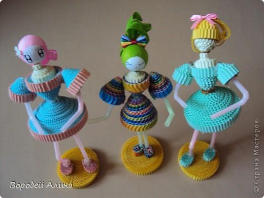 три высоких куколки фото 1