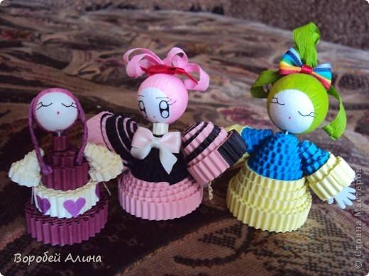 три высоких куколки фото 7