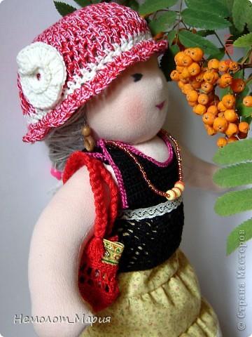 Вальдорфская кукла Леди Осень фото 1