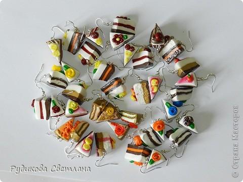 И снова тортики! фото 1