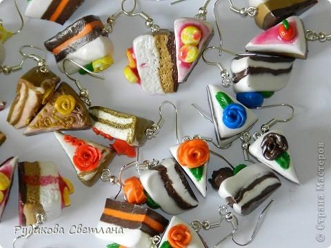 И снова тортики! фото 2