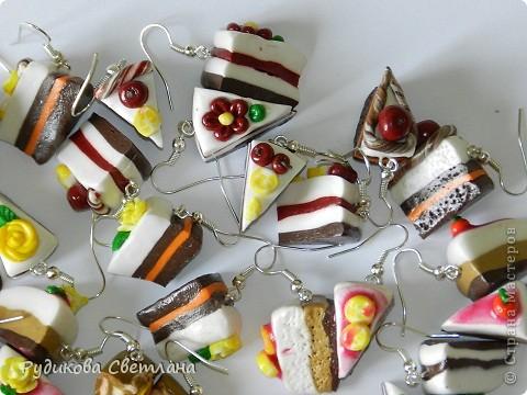 И снова тортики! фото 3