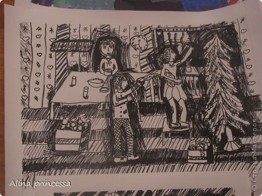 Я Учусь в 5 классе по ДХШ ( детская художественная школа)  первую ступень я уе закончила, осталось еще 3 года... вот некоторые мои работы фото 1