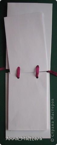 Привет! Захотелось мне сделать книгу для рецептов и вот такой получился блокнот! Мне очень нравится! А мишка специально с пирожными) Кулинарная тема) фото 9