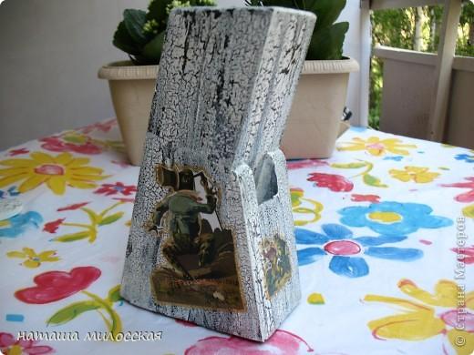 Веселые лягушата. Декупаж. фото 3