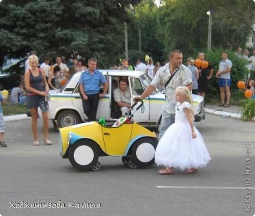 Парад колясок г. Днепрорудное 17/06/2011 фото 12