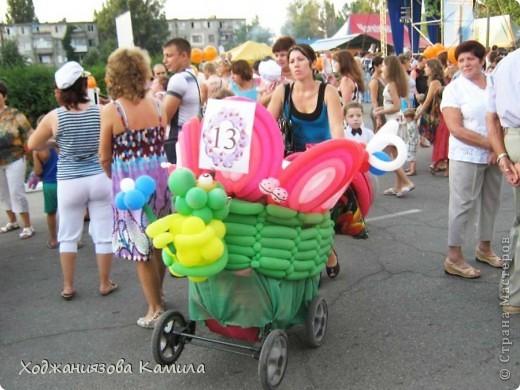 Парад колясок г. Днепрорудное 17/06/2011 фото 13