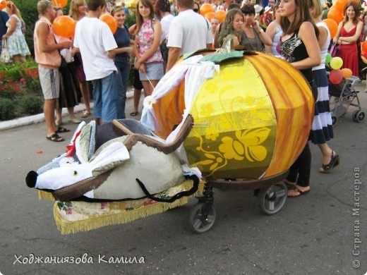 Парад колясок г. Днепрорудное 17/06/2011 фото 14